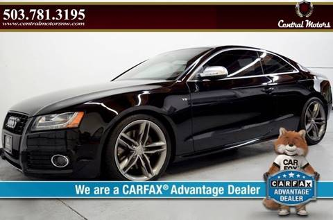 2010 Audi S5 for sale in Portland, OR