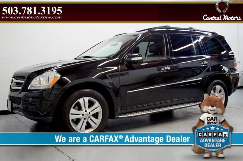 2008 Mercedes-Benz GL-Class for sale at Central Motors LLC in Portland OR