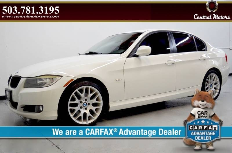 2010 BMW 3 Series for sale at Central Motors LLC in Portland OR