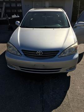 2004 Toyota Camry for sale in Baltimore, MD