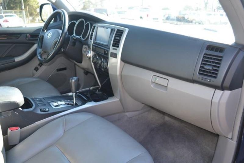 2006 Toyota 4Runner Limited 4dr SUV 4WD w/4.0L V6 - Kernersville NC