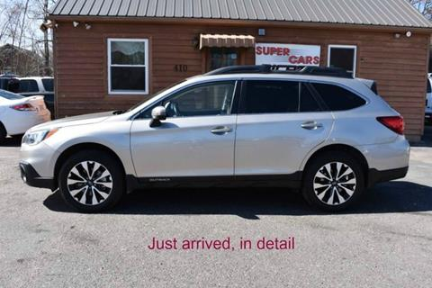 2016 Subaru Outback for sale in Kernersville, NC