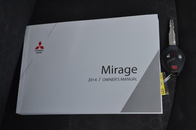 2014 Mitsubishi Mirage DE 4dr Hatchback 5M - Kernersville NC
