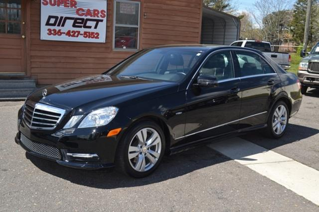 2012 Mercedes-Benz E-Class E350 BlueTEC Sedan - Kernersville NC