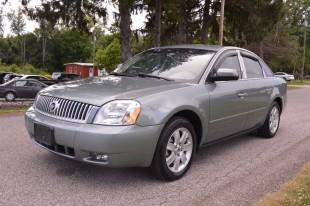 2006 Mercury Montego