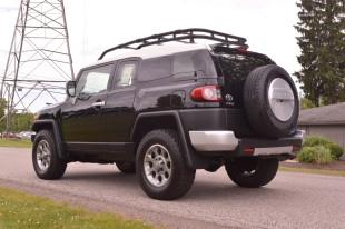 2013 Toyota FJ Cruiser 4x4 4dr SUV 5A - Wooster OH