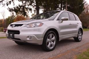 2008 Acura RDX for sale in Wooster, OH