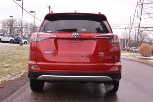2016 Toyota RAV4 AWD XLE 4dr SUV - Wooster OH