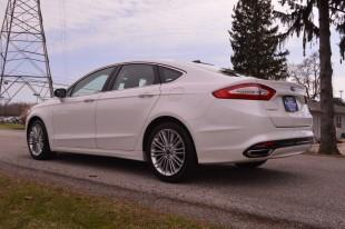 2014 Ford Fusion SE 4dr Sedan - Wooster OH