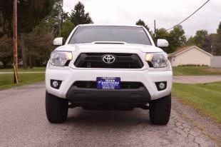 2014 Toyota Tacoma 4x4 V6 4dr Double Cab 6.1 ft LB 5A - Wooster OH