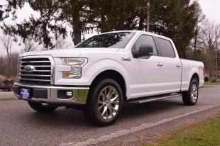2016 Ford F-150 4x4 XLT 4dr SuperCrew 6.5 ft. SB - Wooster OH
