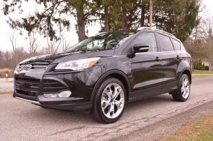 2015 Ford Escape AWD Titanium 4dr SUV - Wooster OH
