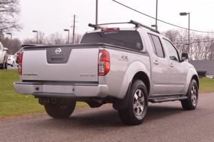 2010 Nissan Frontier 4x4 PRO-4X 4dr Crew Cab SWB Pickup 5A - Wooster OH