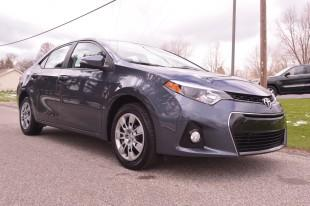 2016 Toyota Corolla S 4dr Sedan - Wooster OH