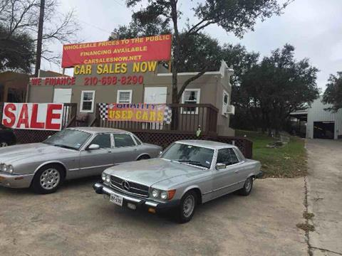 1981 Mercedes-Benz 380-Class for sale in San Antonio, TX