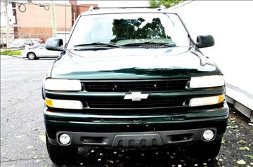 2002 Chevrolet Suburban for sale in Paterson, NJ