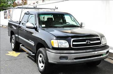 2002 Toyota Tundra for sale in Paterson, NJ