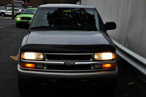 2003 Chevrolet S-10 for sale in Paterson, NJ