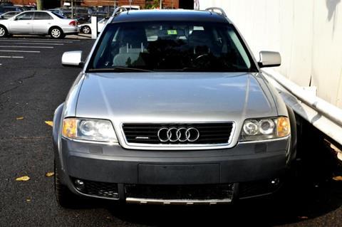 2004 Audi Allroad Quattro for sale in Paterson, NJ