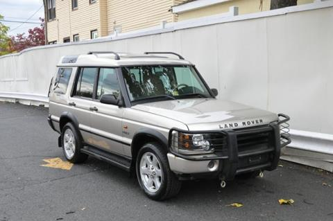 2003 Land Rover Discovery for sale in Paterson, NJ