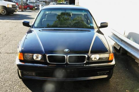 1998 BMW 7 Series for sale in Paterson, NJ