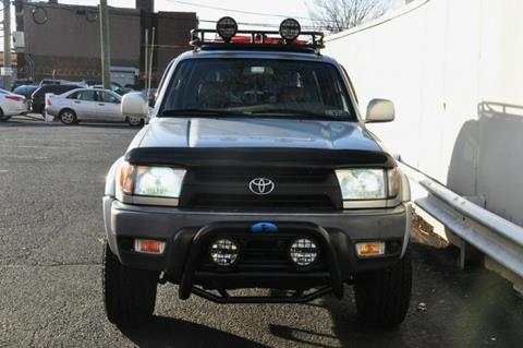 2002 Toyota 4Runner for sale in Paterson, NJ