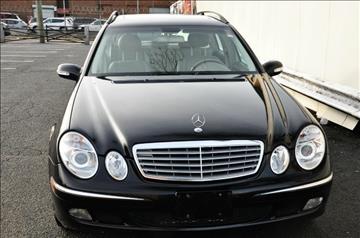 2004 Mercedes-Benz E-Class for sale in Paterson, NJ