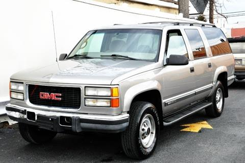 1999 GMC Suburban for sale in Paterson, NJ