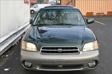 2001 Subaru Outback for sale in Paterson, NJ