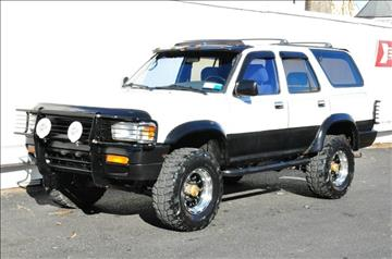 1995 Toyota 4Runner for sale in Paterson, NJ