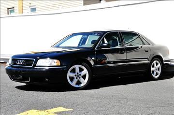 2002 Audi A8 L for sale in Paterson, NJ