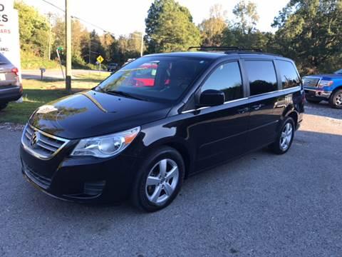 2011 Volkswagen Routan for sale in Cherryville, NC