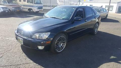 2002 Lexus IS 300 for sale in Roseburg, OR