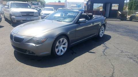 2005 BMW 6 Series for sale in Roseburg, OR