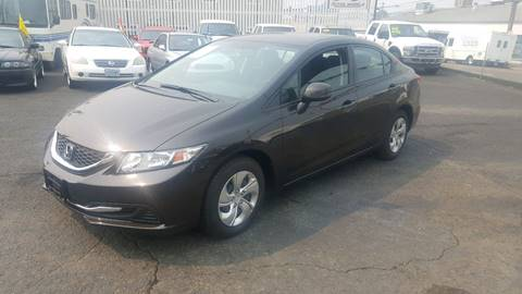 2013 Honda Civic for sale in Roseburg, OR