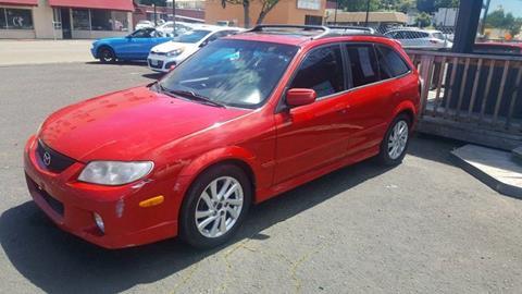 2002 Mazda Protege5 for sale in Roseburg, OR