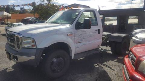 2007 Ford F-450 for sale in Roseburg, OR