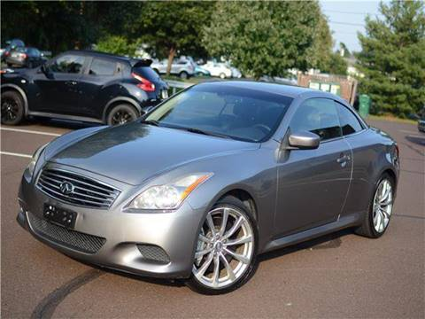 2009 Infiniti G37 Convertible for sale in Levittown, PA