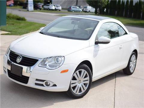 2009 Volkswagen Eos for sale in Levittown, PA