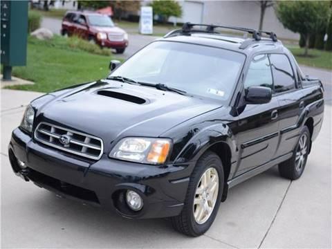 2006 Subaru Baja for sale in Levittown, PA