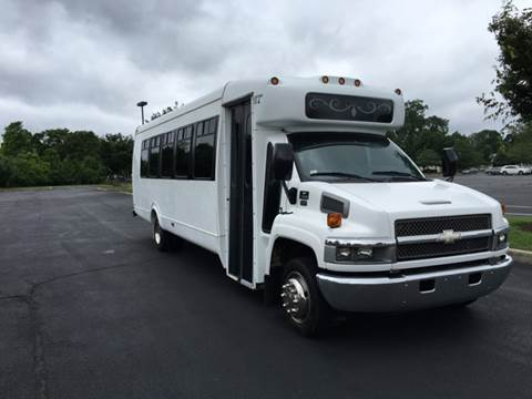 2005 Chevrolet C5500 for sale in Levittown, PA