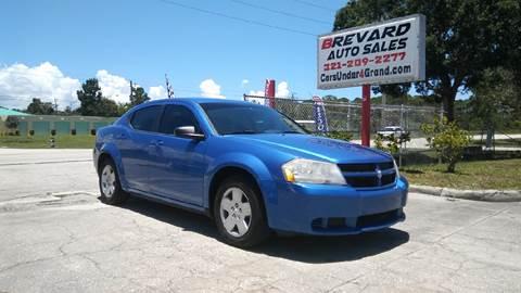 2008 Dodge Avenger for sale in Palm Bay, FL