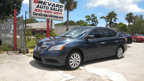 2013 Nissan Sentra for sale in Palm Bay, FL
