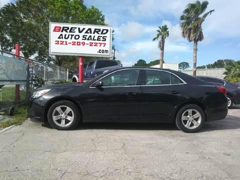 2013 Chevrolet Malibu for sale in Palm Bay, FL