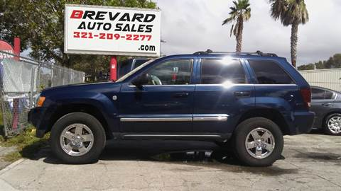 2005 Jeep Grand Cherokee for sale in Palm Bay, FL