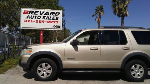 2007 Ford Explorer for sale in Palm Bay, FL