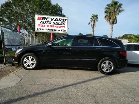 2009 Mercedes-Benz R-Class for sale at Brevard Auto Sales in Palm Bay FL