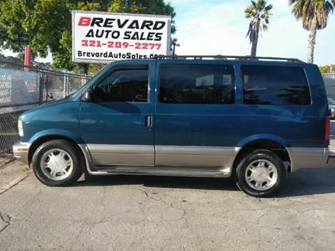 2003 GMC Safari for sale in Palm Bay, FL