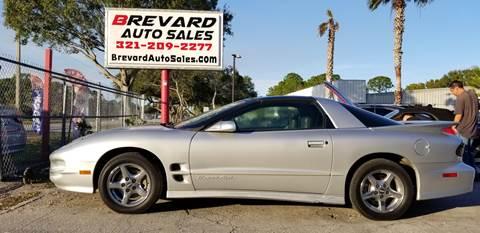 1998 Pontiac Firebird for sale in Palm Bay, FL