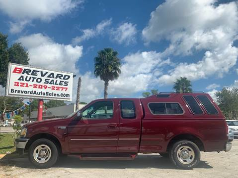 1997 Ford F-150 for sale in Palm Bay, FL